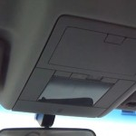 Opel Vectra C- замена лампочки в плафоне