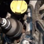 Замена масла в двигателе Opel Corsa D 1.3 CDTI