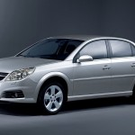 Замена задних тормозных колодок и дисков Opel Vectra C