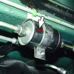 Как часто менять топливный фильтр
