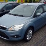 Снятие и замена салонного фильтра Ford Focus 2