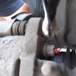 Замена тормозных колодок ВАЗ-2110 своими руками
