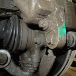 Замена тормозных колодок ВАЗ-2109